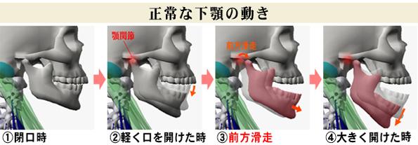 代々木の整骨院で顎関節症の原因を知る